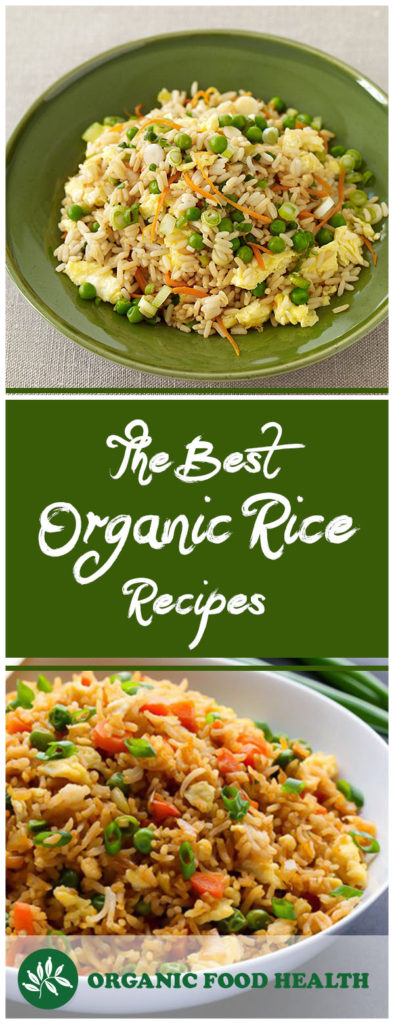 Delicious Organic Rice Recipes You Must Try!