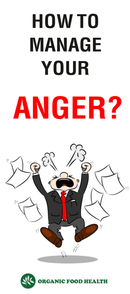 Anger – How to Manage Anger?