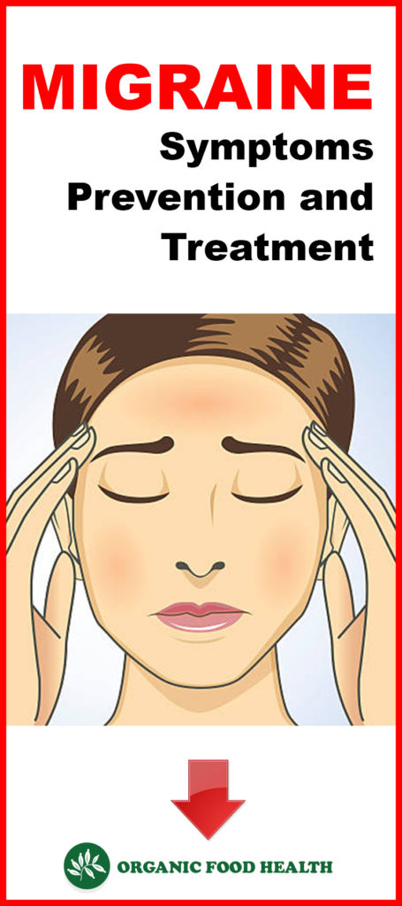 Migraine – Symptoms, Prevention & Treatment
