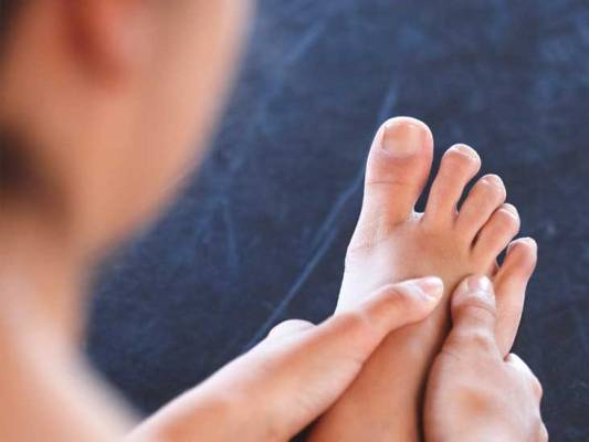 homemade remedies for feet blisters